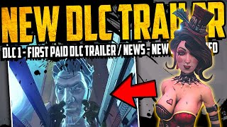 Borderlands 3: DLC 1 Trailer - 1st PAID DLC NEWS - New Hotfix - Takedown At Maliwan's Blacksite Info