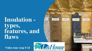 Insulation - types, features, and flaws