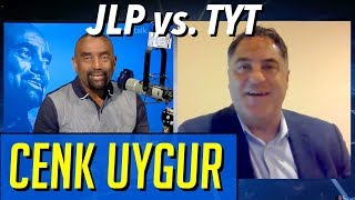 """Cenk Uygur on Masculinity, Me Too, """"Racism,"""" & The Great White Hope (Trump) The Young Turks/Newsmax"""