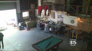 Artists At San Francisco Warehouse Space Facing Eviction