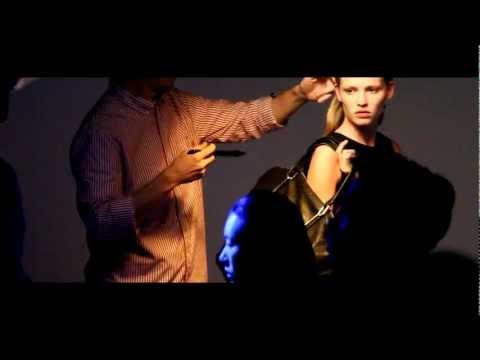 Behind the Scenes - ck Calvin Klein Fall 2011 - презентация одежды Calvin Klein