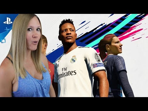FIFA 19 THE JOURNEY CHAMPIONS BEGINS!! EP 0