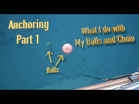Drop That Hook Part 1, Just a bit about anchoring skills - Tips on Tuesday