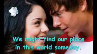 Vanessa Hudgens and Zac Efron - Gotta Go My Own Way (FULL)