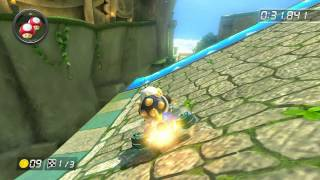Thwomp Ruins - 1:48.171 - HD ◆ DDSC (Mario Kart 8 World Record)