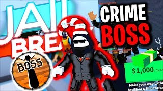 How To Get A Free Boss Game Pass In Jailbreak Roblox Roblox Jailbreak Worlds Biggest Crime Boss Army Minecraftvideos Tv