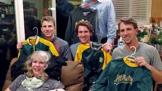 Oakland Athletics outfielder loses mom to ALS
