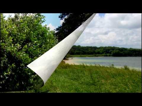 Солёное озеро Тамбукан