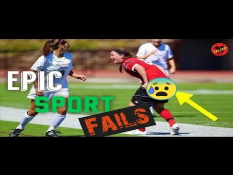 Funny Fails In Sports #3 ~ Complete Sports Series
