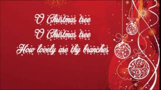 Barbie in a Christmas Carol  - O Christmas Tree -  Lyrics