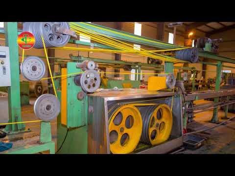 Giới thiệu Xưởng Bọc_Công TyTNHH Dây và cáp điện Tâm Chiến (tachiko.vn)