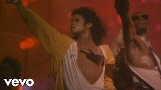 Come Together (En vivo) - Michael Jackson (Video)
