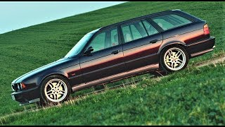 BMW E34 М-Touring КЛАССНЫЕ УНИВЕРСАЛЫ !