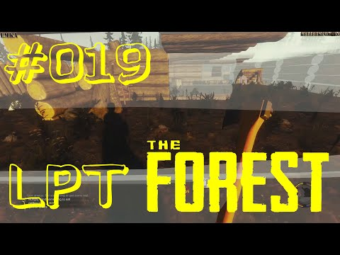 THE FOREST [HD] #019 - LPT - Abrissparty ★ Let's Play Together The Forest