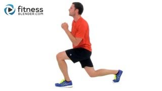 1000 Calorie Workout - HIIT Cardio, Strength, Kickboxing and Abs Workout to Burn 1000 Calories by FitnessBlender