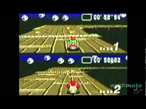 Video Game Classics: Super Mario Kart