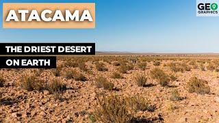 Atacama: The Driest Desert on Earth
