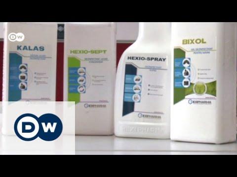 Tod durch gestreckte Desinfektionsmittel | Fokus Europa