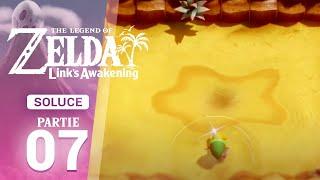 Soluce L'sA – Étape 07 : Les Dunes de Yarna