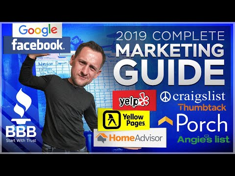 Roofing Marketing Guide for 2019
