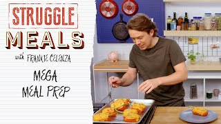 The ULTIMATE GUIDE to 7-Day Meal Challenge | Struggle Meals