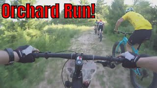 ORCHARD RUN - Snowkraft MTB Monday July 9, 2018 with the FAT RIDERS!