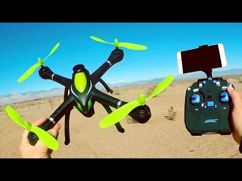 jjrc-h27wh-firefly-altitude-hold-fpv-drone-flight-test-review