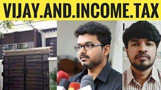 Vijay and Income Tax Explained | Tamil | Madan Gowri