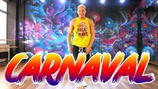 Claudia Leitte - Carnaval ft. Pitbull | ZUMBA FITNESS