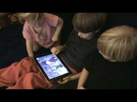 iPad Book App: Jack & the Beanstalk