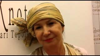Sarah Shanfari Topolska's magical knots