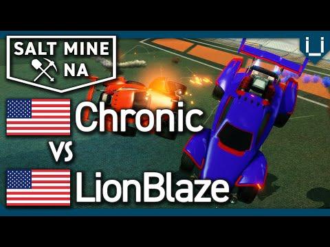 Salt Mine NA Ep.3 | Chronic vs LionBlaze | 1v1 Rocket League Tournament