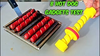 8 Hot Dog Gadgets put to the Test - Part 2