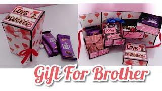 Gift For Brother (part-3)/handmade Gift Ideas/ Rakshabandhan Gifts/Easy Gift Ideas/gift Ideas