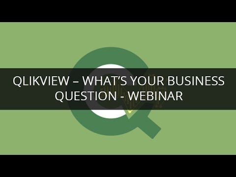Qlikview Training for Beginners -1 | Qlikview Tutorial - 1 | Qlikview ...