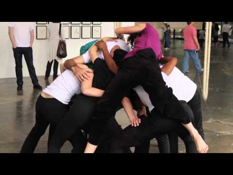#30bienal | Dance Constructions | Simone Forti