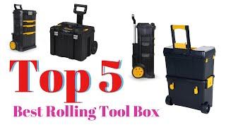 Top 5 Best Rolling Tool Box: Best Rolling Tool Box Reviews | Top Best Rolling Tool Box (Buying Guide
