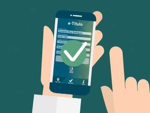 Conheça o e-Título: seu título eleitoral no celular