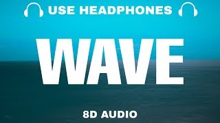 Meghan Trainor   Wave (8D Audio) Ft. Mike Sabath
