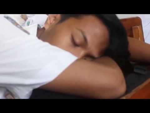 Jangan Tidur di Kelas, Video UKK Siswa SMK Wachid Hasjim Maduran, di buat  Nugroho