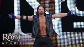 Arn Anderson Wishes AJ Styles Won The WWE Royal Rumble When He Debuted
