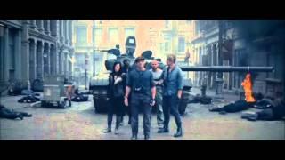 The Expendables 2 - Der einsame Wolf (Chuck Norris) | German/Deutsch