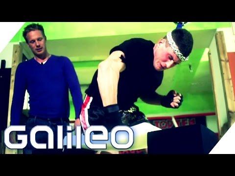 Wachs eXtrem | Galileo | ProSieben