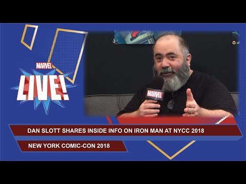Dan Slott slings some Fantastic Four wedding info our way at New York Comic Con 2018