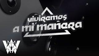A Mi Manera, Wolfine - Vídeo Lyric