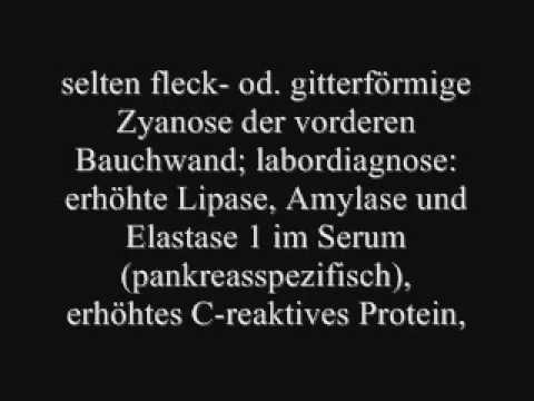 Rotbarsch mit Typ-2-Diabetes