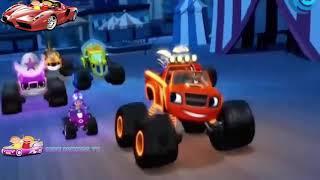Вспыш и чудо машинки Гонщики света Смотреть мультики про машинки для детей 2018 новые серии