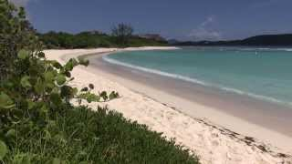 preview picture of video 'St. Thomas, U.S. Virgin Islands, Beaches - Lindquist Beach, St Thomas This Week Magazine'