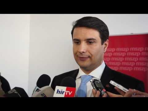 Közös ellenzéki aláírásgyűjtést javasol az MSZP elnöke