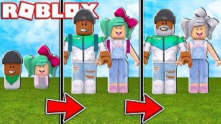 LIFE SIMULATOR 2018 IN ROBLOX! (Growing Up)